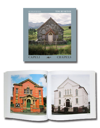 Book of photographs of chapels