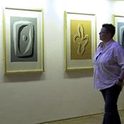 Exhibition of prints