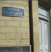 Little Germany Street Signs